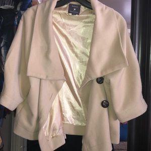 Short coat jacket